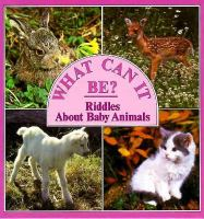 Riddles About Baby Animals