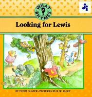 Looking for Lewis