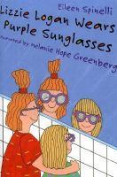 Lizzie Logan Wears Purple Sunglasses