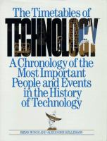 The Timetables of Technology