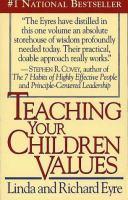 Teaching Children Values