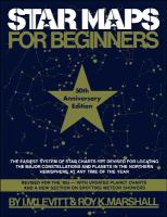 Star Maps for Beginners