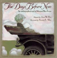 The Days Before Now