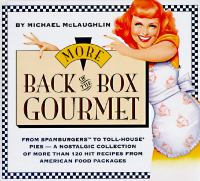 More Back of the Box Gourmet