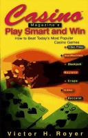 Casino Magazine's Play Smart and Win