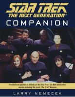 The Star Trek, the Next Generation
