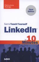 LinkedIn in 10 Minutes