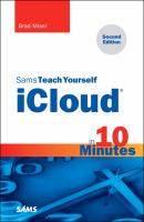Sams Teach Yourself ICloud in 10 Minutes