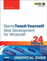 Minecraft Mod Development in 24 Hours