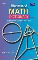 Illustrated Math Dictionary