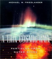 A Thin Cosmic Rain