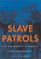 Slave Patrols