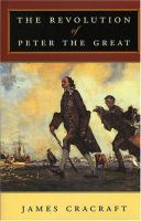 The Revolution of Peter the Great