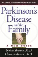 Parkinson's Disease and the Family
