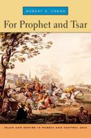 For Prophet and Tsar
