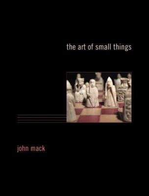 Art of small things book cover
