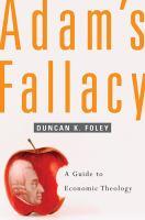 Adam's Fallacy