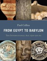 From Egypt to Babylon