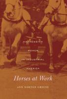 Horses at Work
