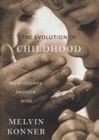 The Evolution of Childhood