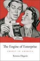 The Engine of Enterprise