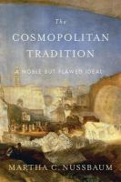 The Cosmopolitan Tradition
