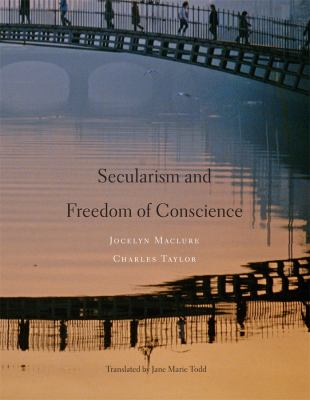 Cover image for Secularism and Freedom of Conscience