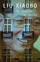 No Enemies, No Hatred