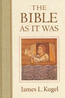 The Bible as It Was