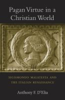 Pagan Virtue in A Christian World