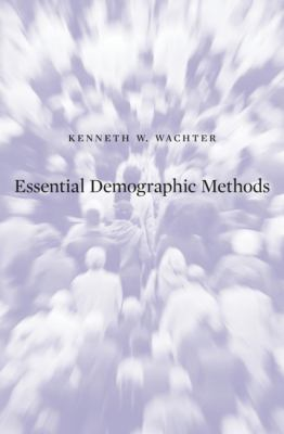 """Picture of book cover for """"Essential Demographic Methods"""""""