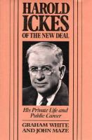 Harold Ickes of the New Deal