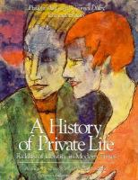 A History of Private Life