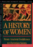 A History of Women in the West