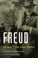 Freud in His Time and Ours
