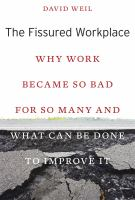 The Fissured Workplace