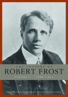 The Letters of Robert Frost