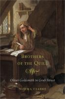 Brothers of the Quill
