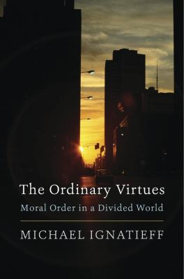 Cover image for The Ordinary Virtues