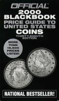 The Official 2000 Blackbook Price Guide of United States Coins