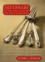 Silverware of the 20th Century