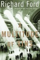 A Multitude of Sins