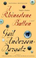 Rhinestone Button