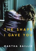 The Shape I Gave You