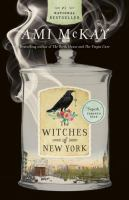 BOOK CLUB BAG : Witches of New York