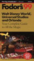 Frommer's Easyguide to Walt Disney World, Universal Studios and Orlando