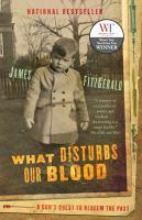 What Disturbs Our Blood