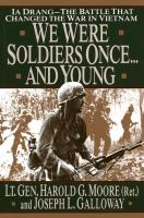 We Were Soldiers Once, and Young