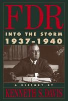 FDR, Into the Storm 1937-1940