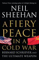 A Fiery Peace in A Cold War